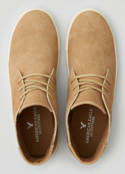 [Men] Suede chukka new