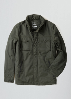 [Men] Nylon military JKT