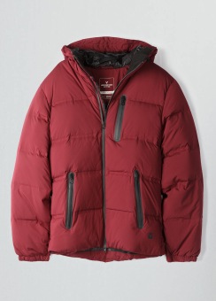 [Men] Down tech puffer