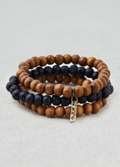 [Men] Triple bead bundle