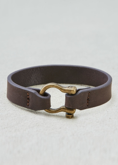 [Men] Nice leather double wrap