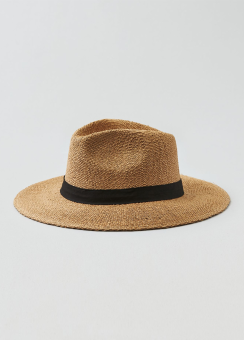 [Men] Wide bill fedora
