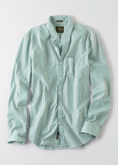 [Men] 9899 SF Poplin stripe