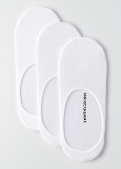 [Men] White 3 pack