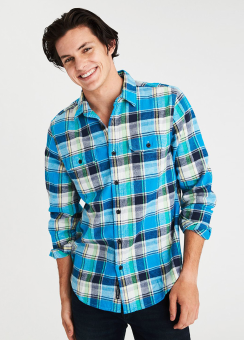 [Men] 1001 Flannel