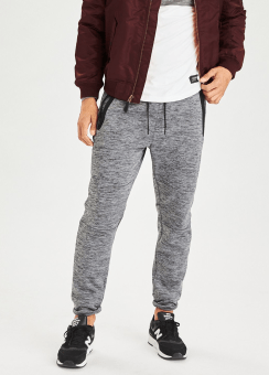 [MEN] GRIDBACK FLEECE JOGGER