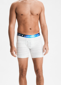 [Men] 6 Classic spacedye trunk w printed wb