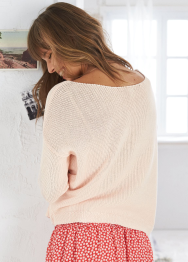 [Aerie] Graphic heart cropped pullover