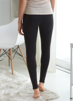 [Aerie] Basic black leggings