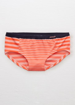 [Aerie] Stripe blocked seamless bb