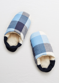 [Aerie] Reversible soft slipper