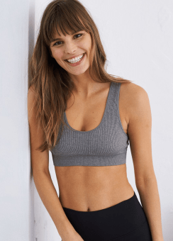 [Aerie] Trans - chill seamless heather bramis