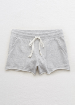 [Aerie] Harem fleece short