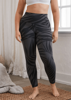 [Aerie] Move juliet printed legging 7/8 length