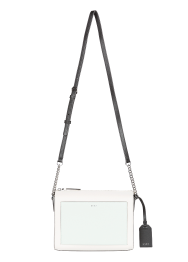Medium box crossbody