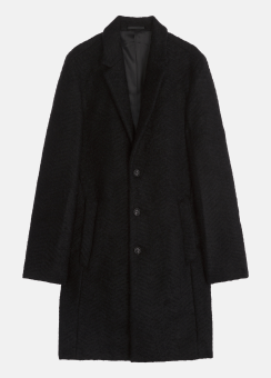 [Men] SB3 Rlxd drp shld wlt pkt full lind coat
