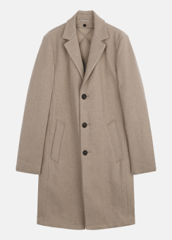 [Men] SB3 Rlxd btn duck dwn wrmr unlined coat