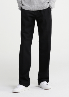 POLY BLEND WIPE FIT PANTS
