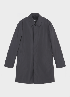 POLY MAC TRENCH COAT (W/DETACHABLE LINNING)