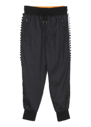 Scallop training pants