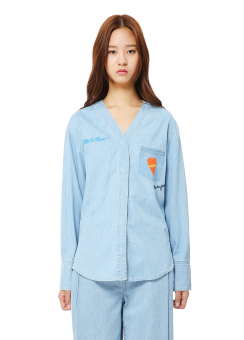 Collarlies denim shirts