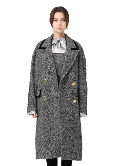 Herringbon coat