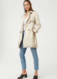 [Women] Aldrina trench