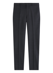 [Men] Wool stretch slacks