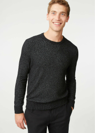 [Men] Boucle sweatshirt