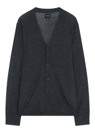[Men] Merino cardigan