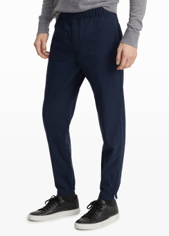 [Men] Tech side zip pant