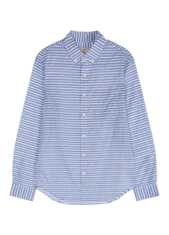 [Men] Slim horizontal stripe