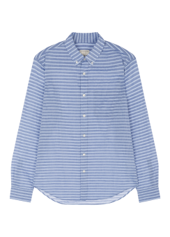 [Men] Slim BD Horizontal stripe