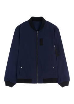 [Men] Feather WT bomber