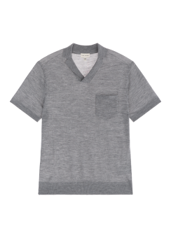 [Men] Johnny collar polo