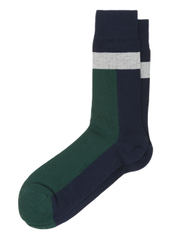 [Men] Colorblock sock