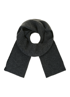 [Men] Soft wool scarf
