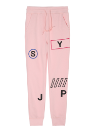 Sjyp printed sweatpants