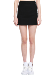 Sjyp side band skirt