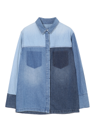 Multi denim shirts