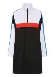 Half zip up training dress