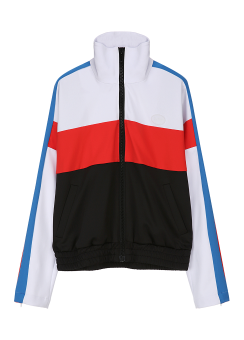 Training zip up jumper