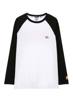 Marvel baseball tee
