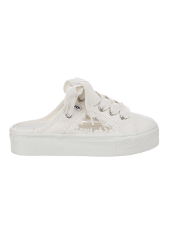 Cut off mule sneakers