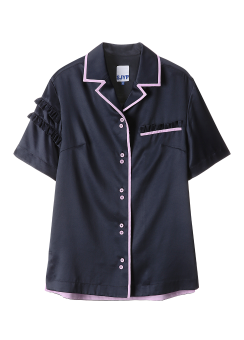 Frill detailed shirts