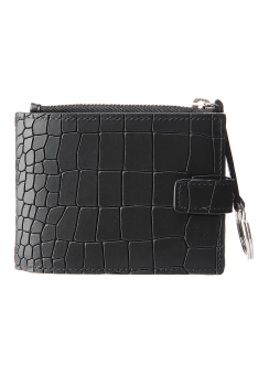 DEEP CROCO SIMPLE small purse
