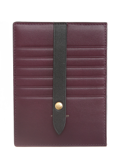 LUSSO FLAT CARD CASE medium