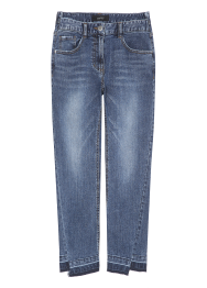 Thecat denim pants