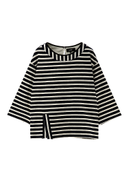 Twin stripe t-shirts