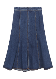 Hool denim skirt